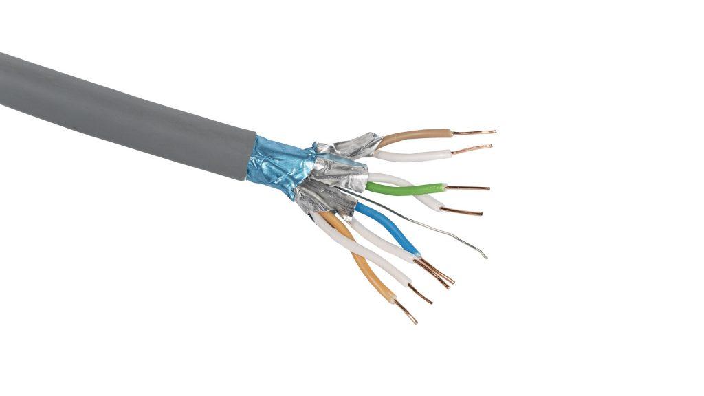 Tasker C718 L.S.Z.H network cable