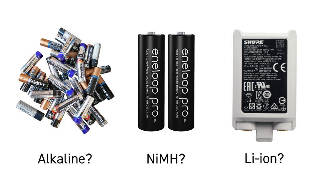 Переваги літієвих акумуляторних батарей для бездротових систем