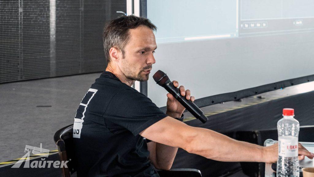 Алексей (Midas) Королев (d&b audiotechnik)