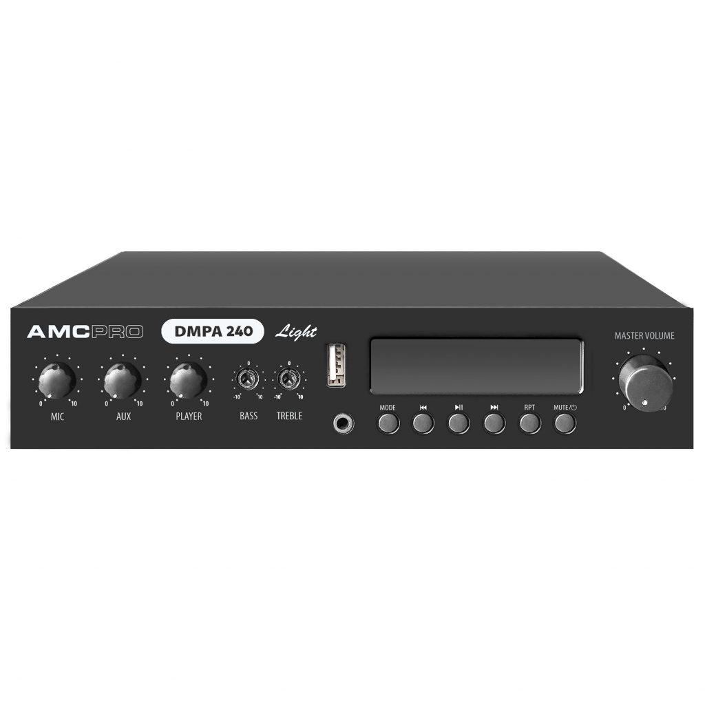 Трансляційний підсилювач AMC DMPA 240 Light