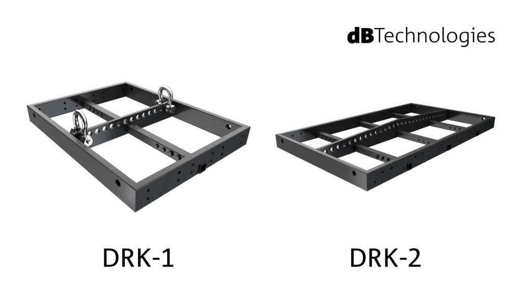 dBTechnologies DRK1 и DRK2