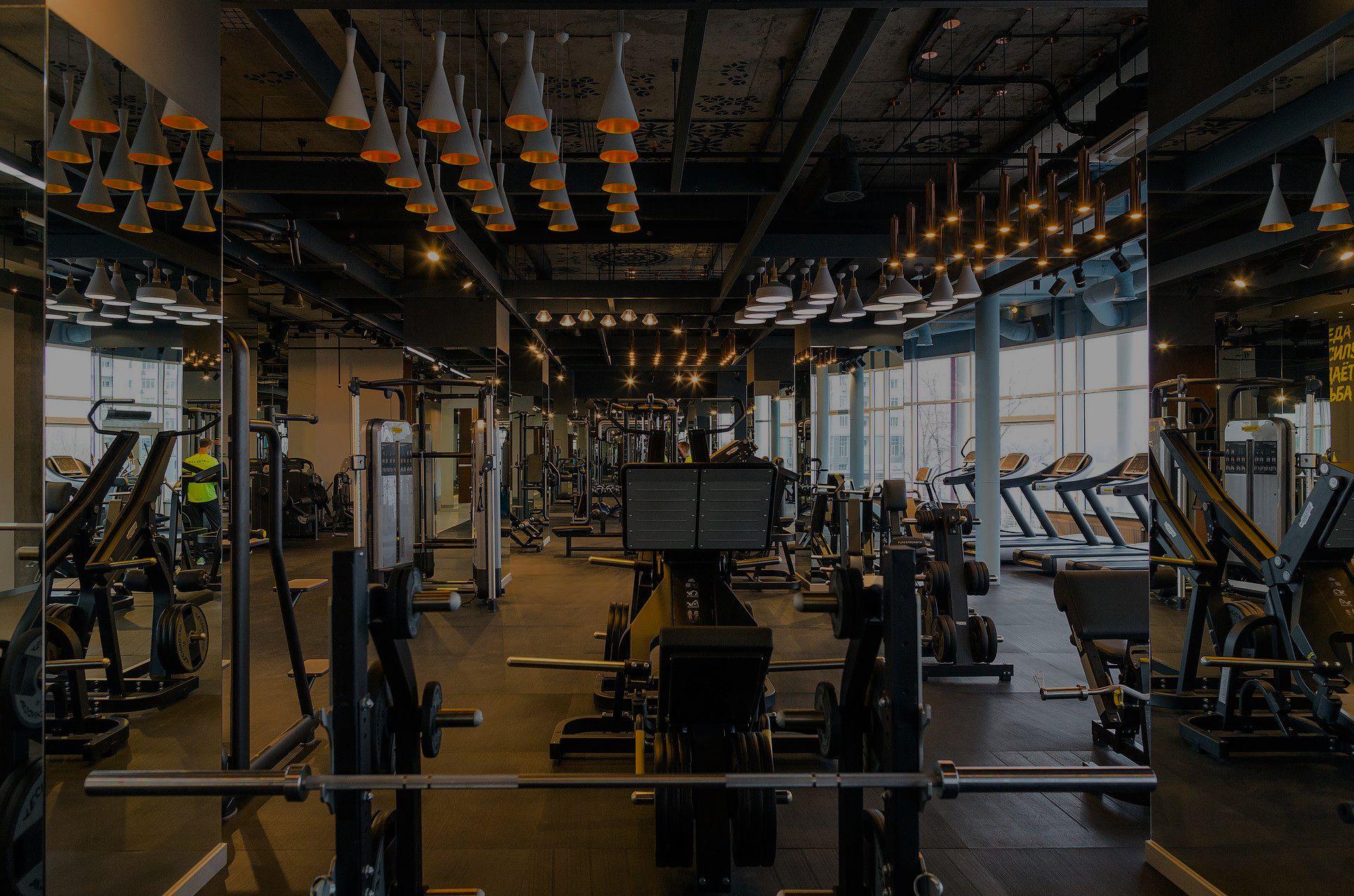Комплексные решения для фитнес-залов