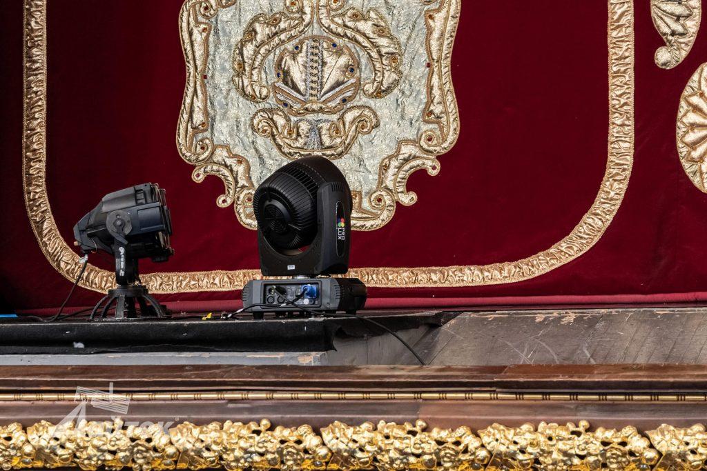 Pro Lux 1915 мк3 в Одесской Опере