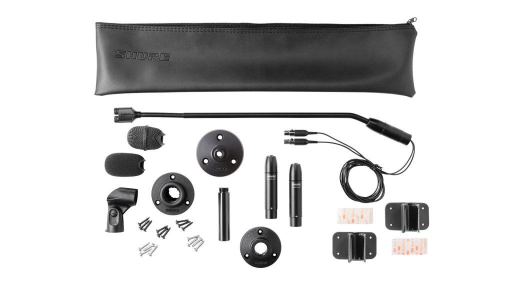 Shure MX415DUAL Full Kit