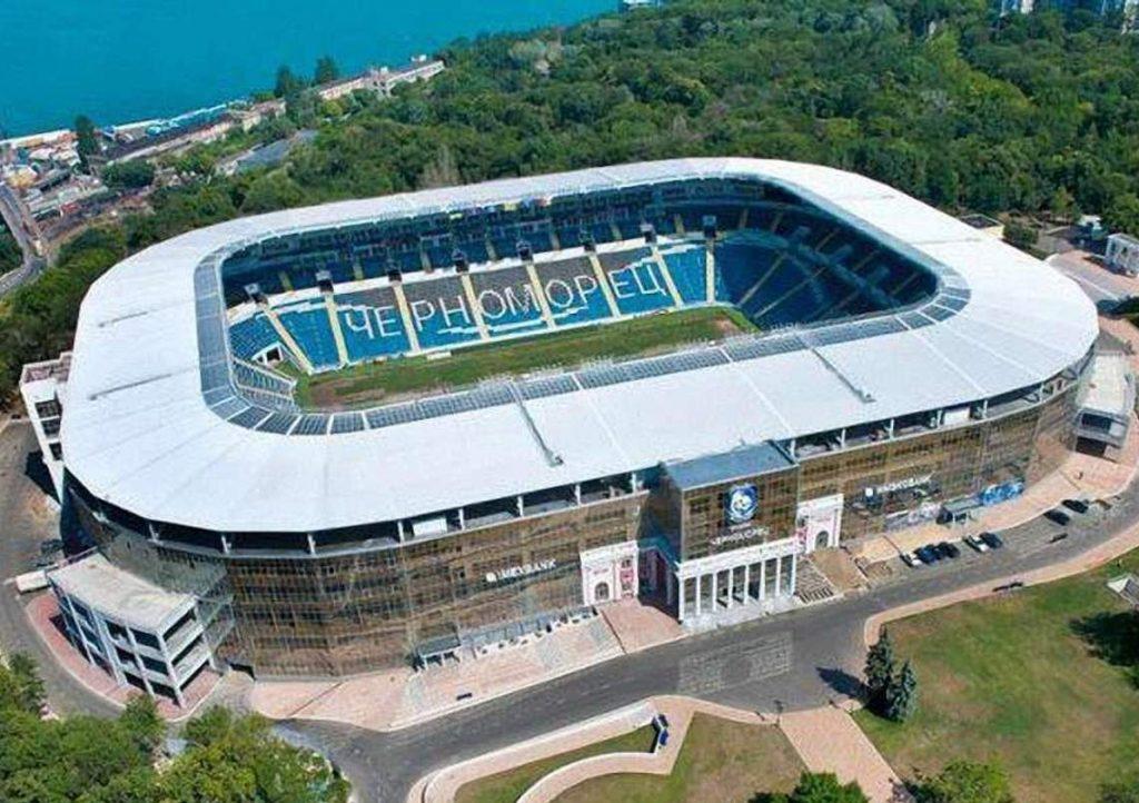 Комплексные решения для стадионов